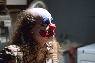 Douglas Bean as The Clown