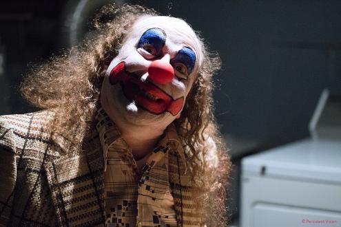 Douglas Bean as The Clown