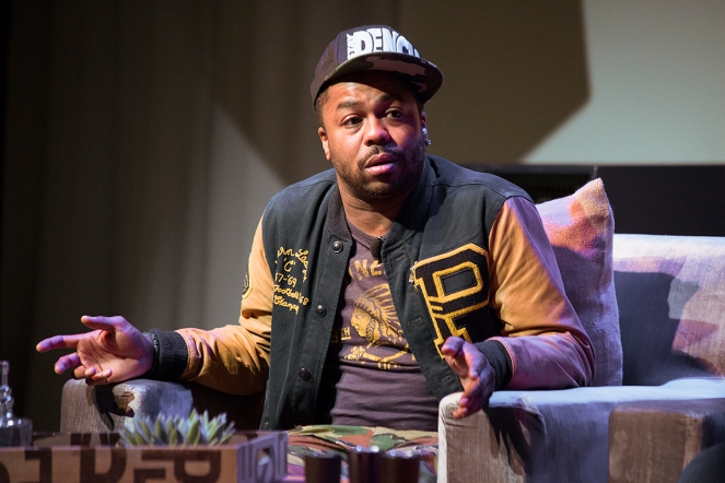 The Recording Academy: Up Close and Personal with Just Blaze & Salaam Remi at 1st Ward Events