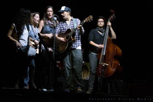 Jason Mraz at Chicago Theatre (Sound Check)