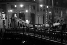 Night Walking On Wacker