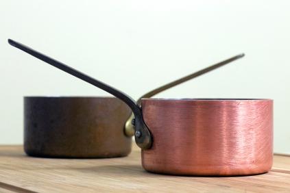 Copper Pot Up