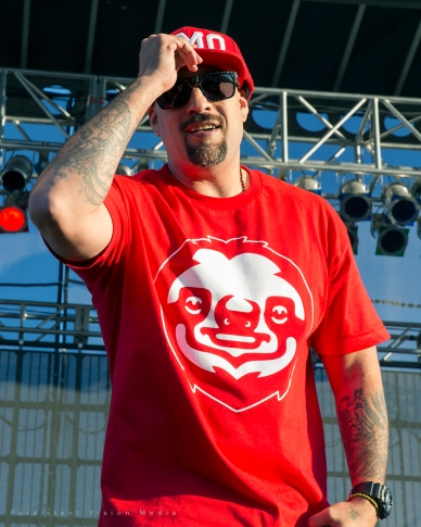 Cypress Hill performs at Riot Fest Chicago on September 13, 2015 in Chicago, Illinois