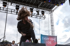 Every Time I Die   Riot Fest Chicago