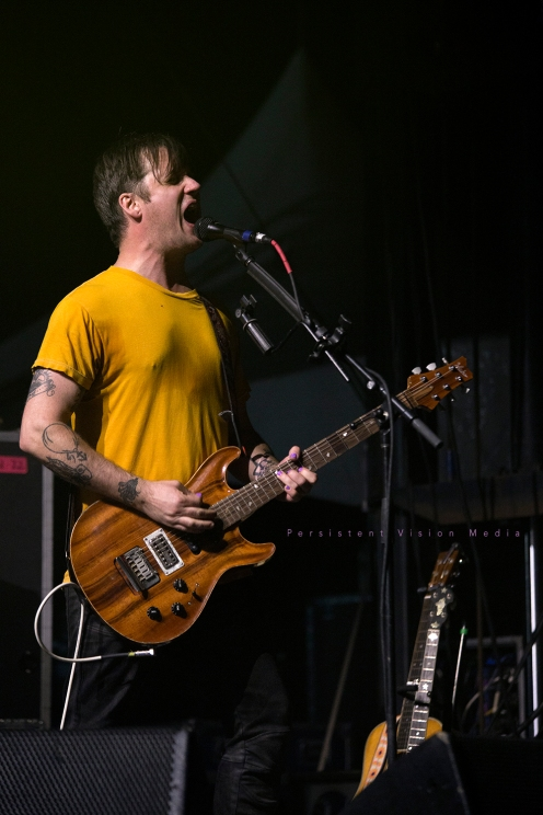 Modest Mouse performs at Riot Fest Chicago on September 12, 2015 in Chicago, Illinois
