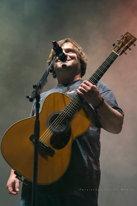 Jack Black of Tenacious D performs | Riot Fest Chicago