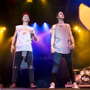 Jack & Jack | Summerfest Milwaukee | June 30, 2016
