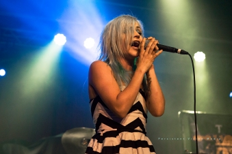Lacey Sturm opens for Otep at H.O.M.E. Bar on Generation Doom Tour April 24, 2016