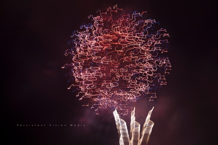 2016 - USA - Fireworks on 4th of July