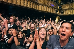 Switchfoot performs at House Of Blues in Chicago, IL on September 30, 2016.